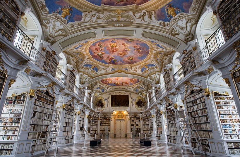 Bibliotecas Majestuosas
