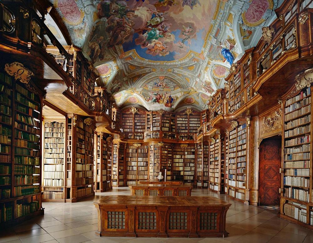 biblioteca austia