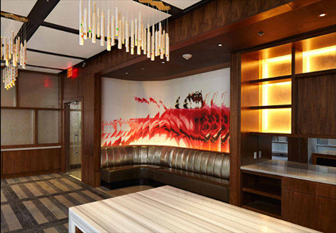Renaissance – Hotel vivo en New York