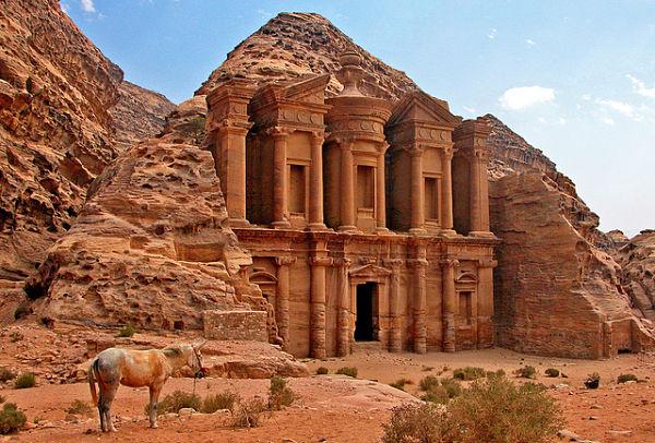 Analizando la página web de turismo de Jordania