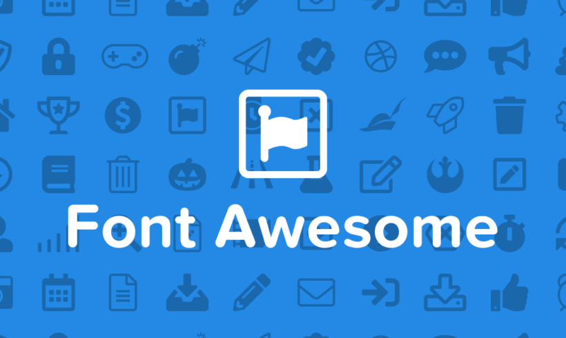 Insertar iconos Font Awesome en una web de wordpress