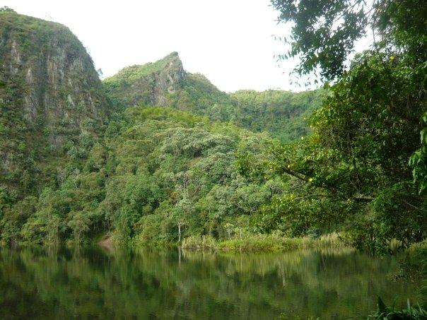 laguna tabacal cundinamarca
