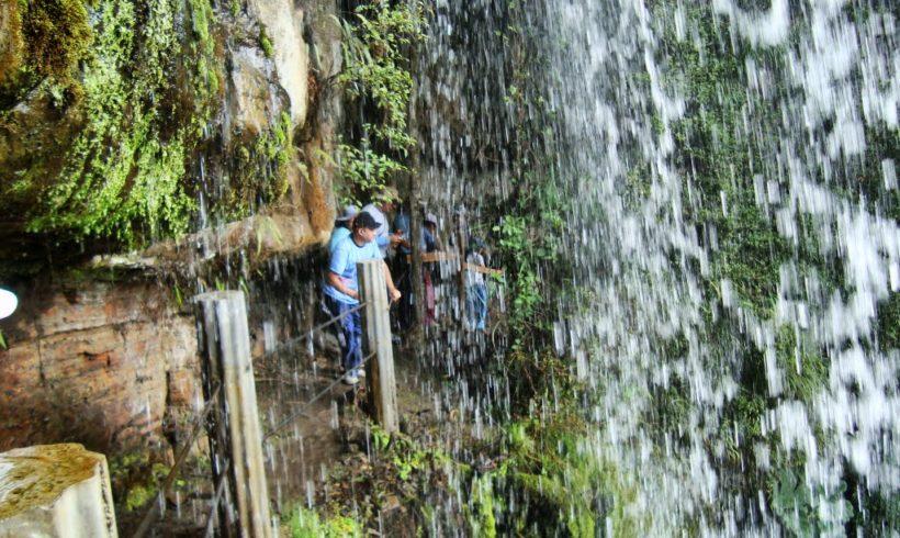 Cascada de la Chorrera