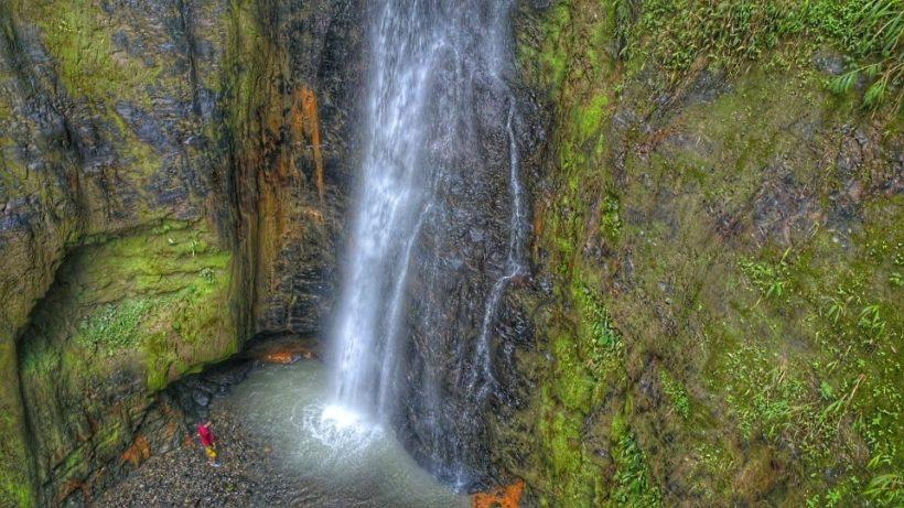 Cascadas del Chupal en la Vega Cundinamarca